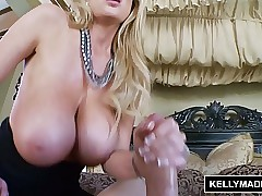 Kelly Madison sexy videos - real wife porn