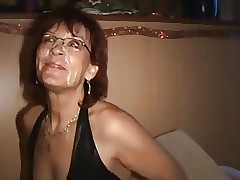 Wife hot videos - mature woman fucking